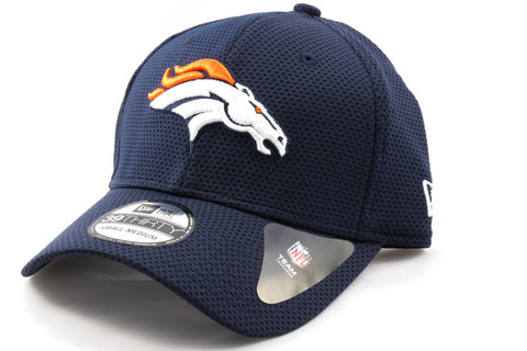 New Era 39Thirty Sideline Tech Denver Broncos, Koko S/M