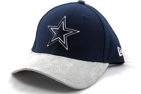 New Era 9Forty Suede Dazzle Dallas Cowboys OSFA