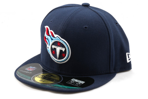New Era KIDS Cap NFL ON FIELD Tennessee Titans, Koko 6 1/2