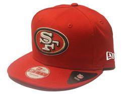 New Era 950 Logo Prime Snapback San Francisco 49ers, Koko S/M
