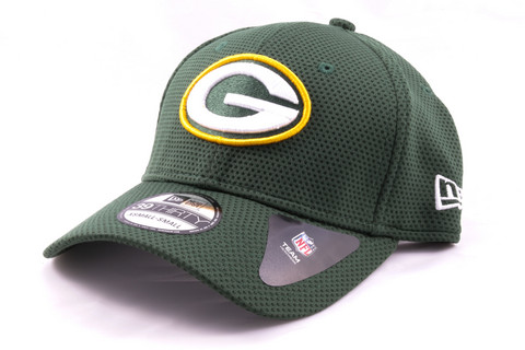 New Era 39Thirty Sideline Tech Green Bay Packers, Koko S/M