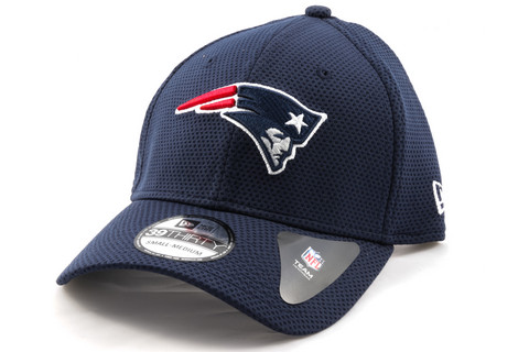 New Era 39Thirty Sideline Tech New England Patriots, Koko S/M