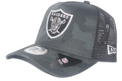 New Era Core Trucker Cap Oakland Raiders OSFA