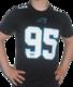 New Era - Dryera NO Carolina Panthers T-Paita