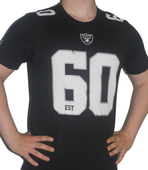 New Era - Dryera NO Oakland Raiders T-Paita