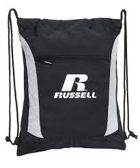 Russell -  Deluxe Drawstring reppu