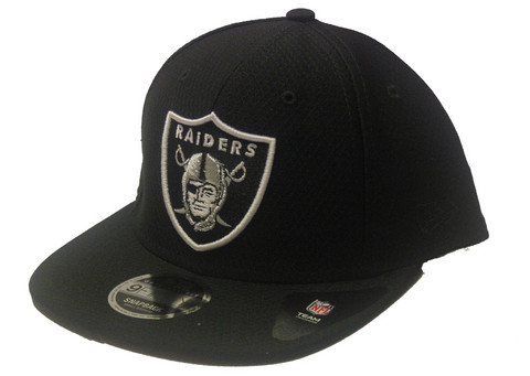 New Era 9Fifty DryEra Tech Snapback Oakland Raiders, Koko M/L