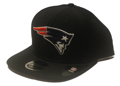 New Era 9Fifty DryEra Tech Snapback New England Patriots, Koko M/L