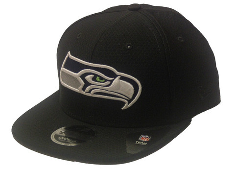 New Era 9Fifty DryEra Tech Snapback Seattle Seahawks, Koko M/L