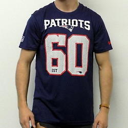 New Era - Supporters T-paita New England Patriots