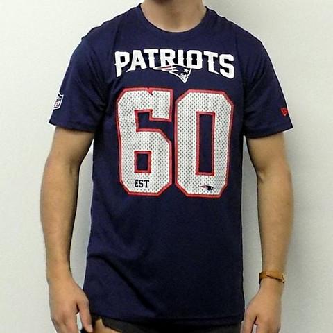 New Era - Supporters T-paita New England Patriots
