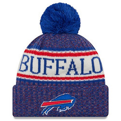 New Era NFL Sideline Bobble Knit 2018 Buffalo Bills
