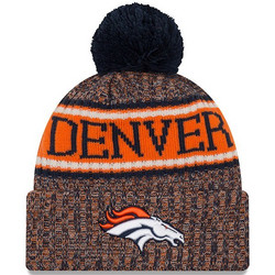 New Era NFL Sideline Bobble Knit 2018 Denver Broncos