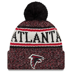 New Era NFL Sideline Bobble Knit 2018 Atlanta Falcons