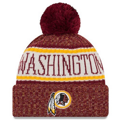 New Era NFL Sideline Bobble Knit 2018 Washington Redskins