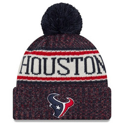 New Era NFL Sideline Bobble Knit 2018 Houston Texans