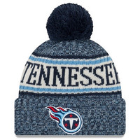 New Era NFL Sideline Bobble Knit 2018 Tennessee Titans