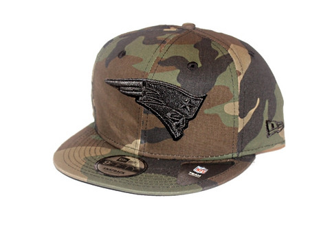 New Era 950 Camo Color Snapback New England Patriots, Koko S/M