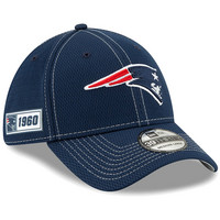 New Era 39Thirty 2019 Sideline New England Patriots Flex Hat