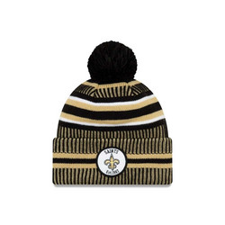 New Era NFL Sideline Bobble Knit 2019 New Orleans Saints