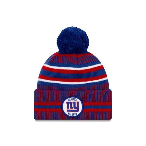 New Era NFL Sideline Bobble Knit 2019 New York Giants
