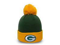 New Era NFL Pop Team Knit Green Bay Packers
