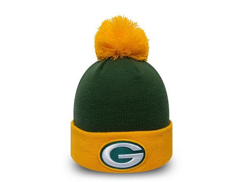 New Era NFL Pop Team Knit Green Bay Packers