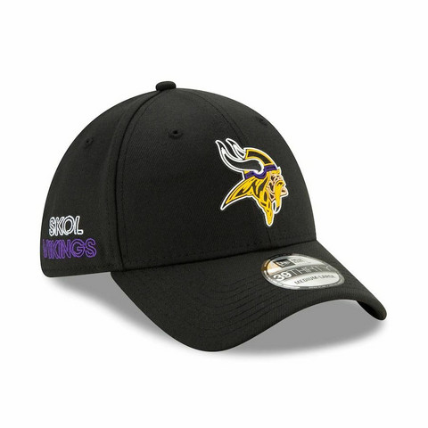 New Era 39Thirty Minnesota Vikings Flex Hat
