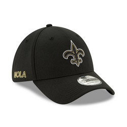 New Era 39Thirty New Orleans Saints Flex Hat