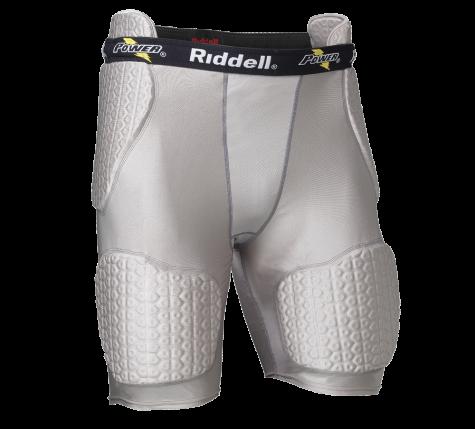 Riddell - Power junioreiden viisiosaiset suojahousut