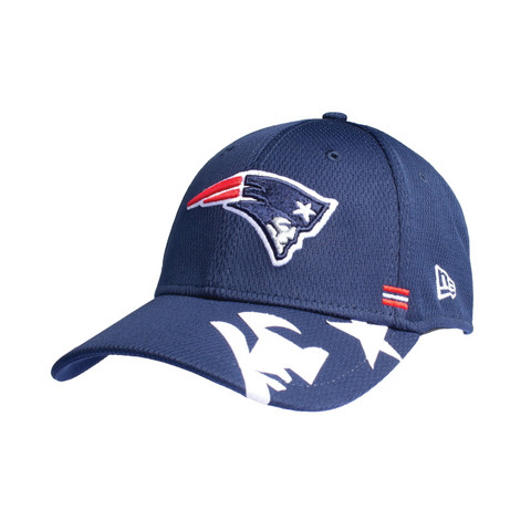 New Era 9Forty 2020 Sideline Home New England Patriots Flex OSFM