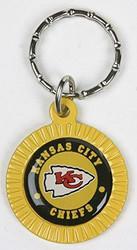 NFL avaimenperä pyöreä Kansas City Chiefs