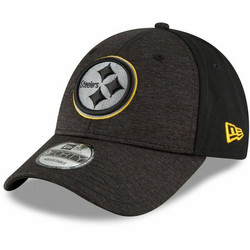 New Era - 9Forty Shaded Front Pittsburgh Steelers Adjustable Hat