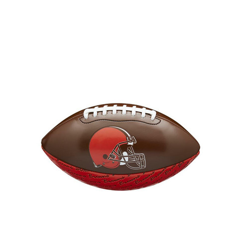 Wilson NFL City Pride PeeWee pallo - Cleveland Browns