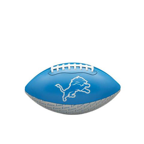 Wilson NFL City Pride PeeWee pallo - Detroit Lions