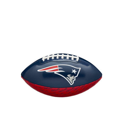 Wilson NFL City Pride PeeWee pallo - New England Patriots
