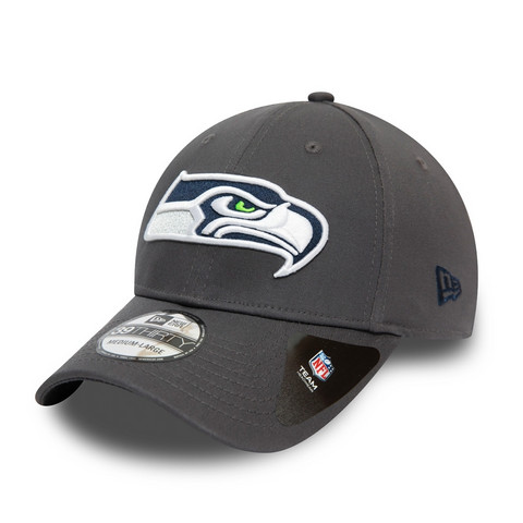New Era 39Thirty NFL Team Seattle Seahawks Flex Hat