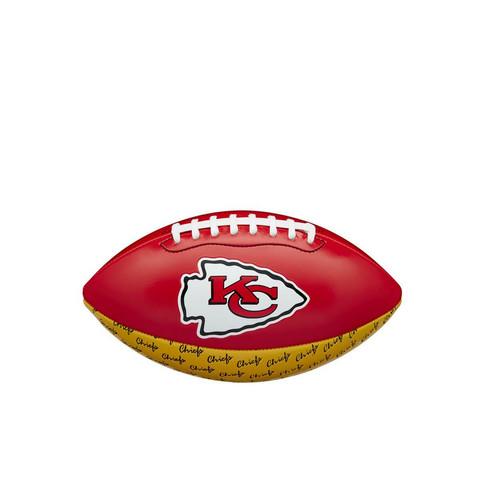 Wilson NFL City Pride PeeWee pallo - Kansas City Chiefs
