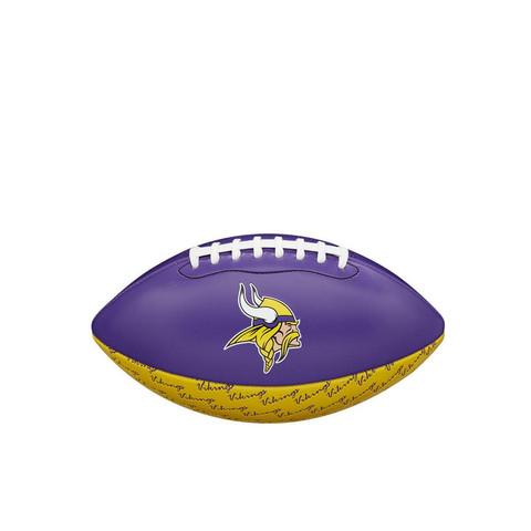 Wilson NFL City Pride PeeWee pallo - Minnesota Vikings