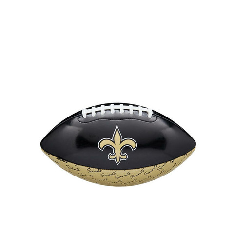 Wilson NFL City Pride PeeWee pallo - New Orleans Saints