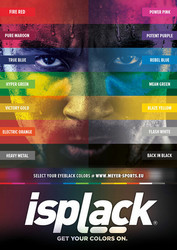 ISPLACK - Your Colored Eye Black