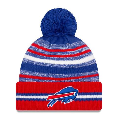 New Era NFL Sideline Sport Knit 2021 Buffalo Bills