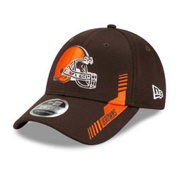 New Era 39Thirty 2021 Sideline Cleveland Browns Flex Hat