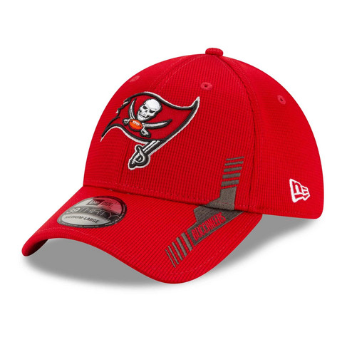 New Era 39Thirty 2021 Sideline Tamba Bay Buccaneers Flex Hat