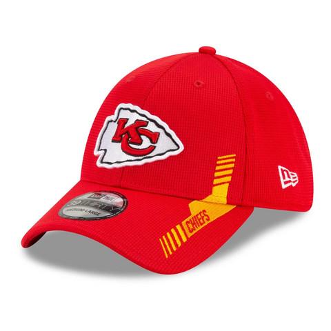 New Era 39Thirty 2021 Sideline Kansas City Chiefs Flex Hat