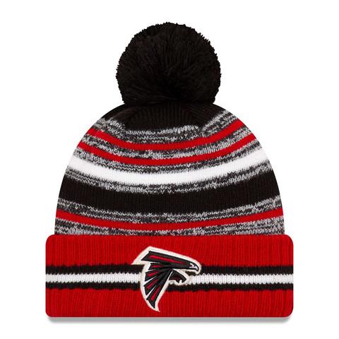 New Era NFL Sideline Sport Knit 2021 Atlanta Falcons