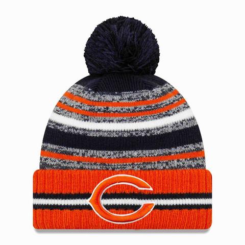 New Era NFL Sideline Sport Knit 2021 Chicago Bears