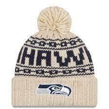 New Era NFL Naisten SL Sport Knit 2021 Seattle Seahawks
