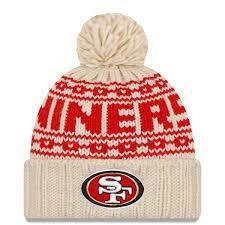 New Era NFL Naisten SL Sport Knit 2021 San Francisco 49ers