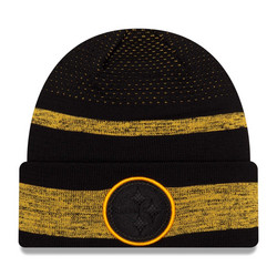New Era NFL Tech Knit 2021 Pittsburgh Steelers